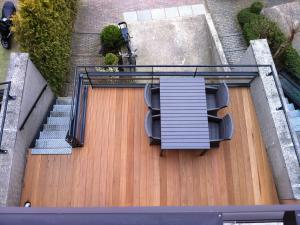 Vergroten balkon